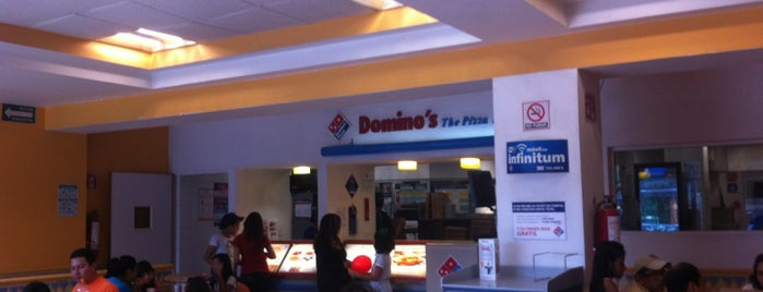 Domino's Pizza is one of puebla.