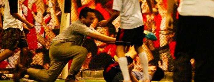 Planet Futsal is one of Guide to Jakarta Pusat's best spots.