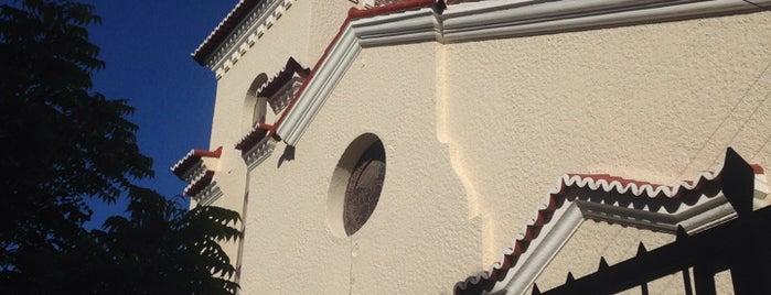 Igreja das Missionarias is one of Lugares guardados de Arquidiocese de Fortaleza.