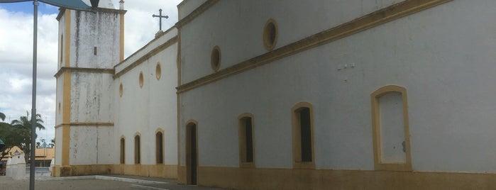 Igreja Matriz de Aquiraz is one of Lugares guardados de Arquidiocese de Fortaleza.