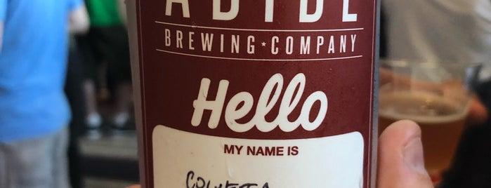 Abide Brewing Company is one of Atlanta Food & Drink.