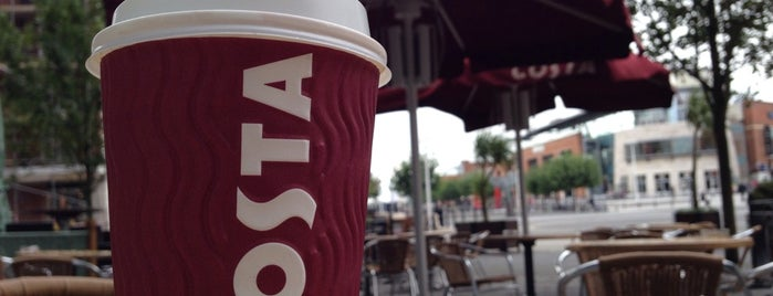 56c9d8622ce Costa Coffee Outlets in the UK