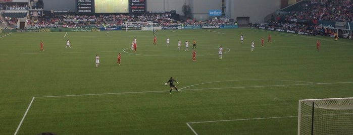Providence Park is one of Sporting Venues~Part 2.