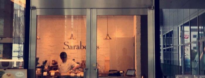 Sarabeth's is one of Japan.