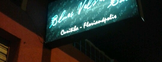 Blues Velvet Bar is one of Curitiba Arte & Cultura.