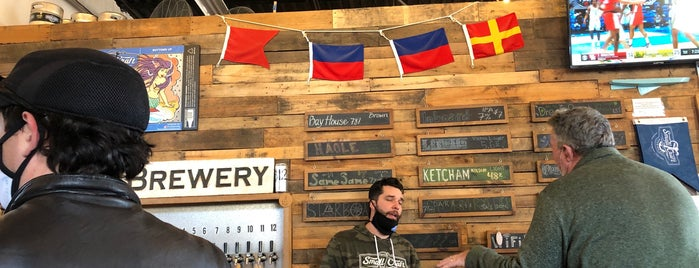 Small Craft Brewery is one of LI Breweries.