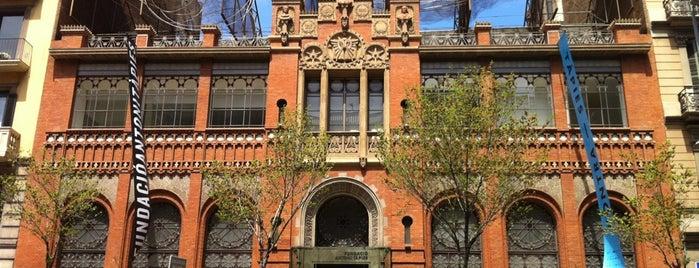 Fundació Antoni Tàpies is one of Barcelona Essentials.