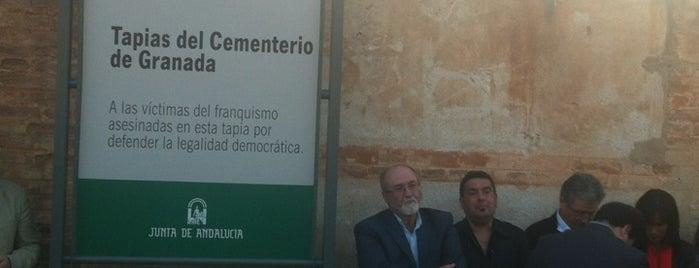 Tapia del Cementerio Lugar Memoria Histórica is one of mさんのお気に入りスポット.