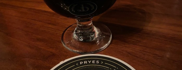 Pryes Brewing Company is one of Minneapolis.