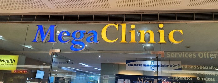 Mega Clinic is one of Orte, die Shank gefallen.