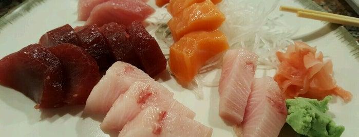 Masu Sushi is one of Lugares guardados de Sammy.