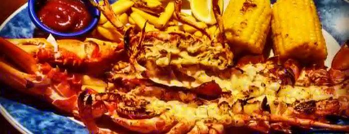 Red Lobster is one of Vladimir 님이 좋아한 장소.