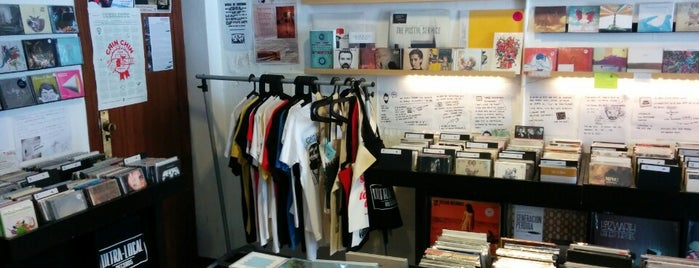 Ultra-Local Records is one of worldwide record stores..