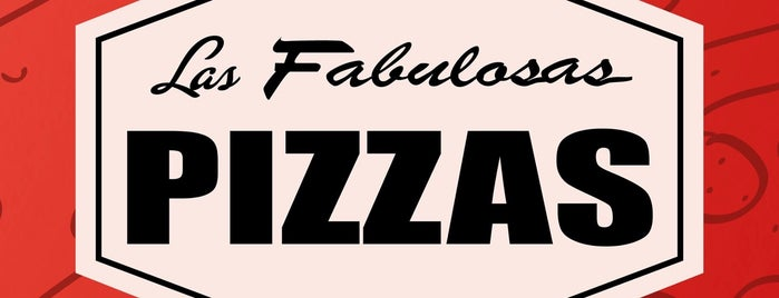 Las Fabulosas Pizzas is one of Ramónさんの保存済みスポット.