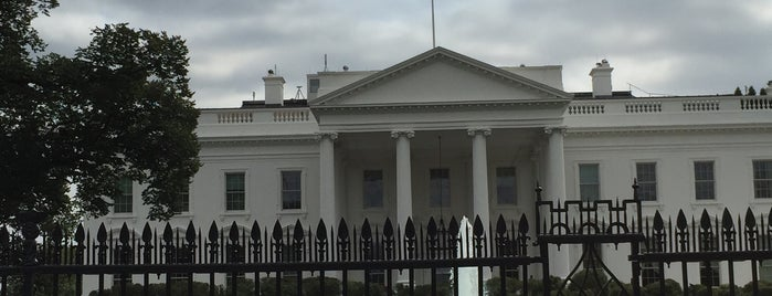 The White House is one of Posti che sono piaciuti a Bea.