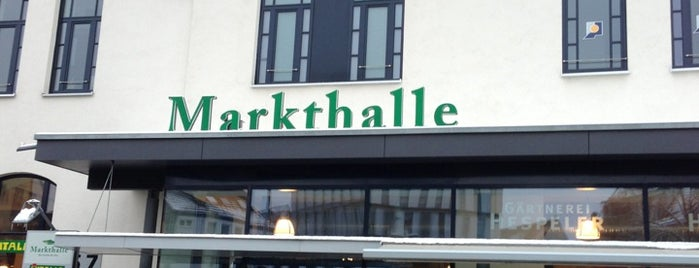 Markthalle is one of Germany Summer 2013.