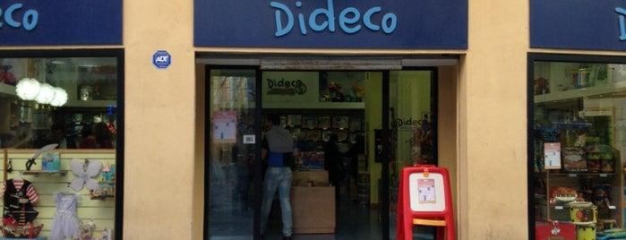 Dideco is one of Jugueterías en Málaga.