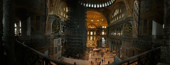 Hagia Sophia is one of Orte, die Harapasa gefallen.