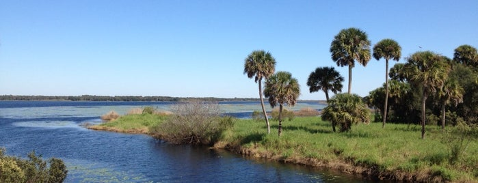 Myakka Outpost is one of ACTIVITIES.