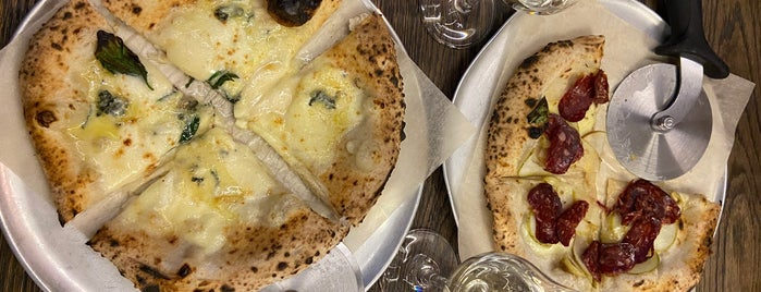 Pizza 22 cm is one of Saint Petersburg Eating And Drinking.