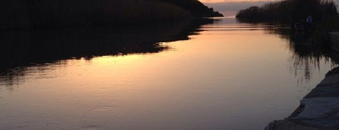 Acheron river Styx is one of Amazing Epirus.
