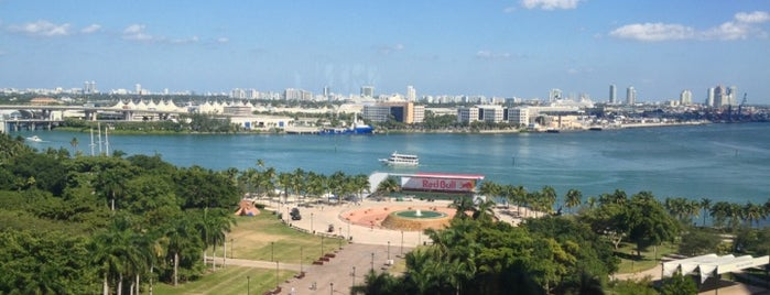 Bayfront Park is one of Miami Sights.