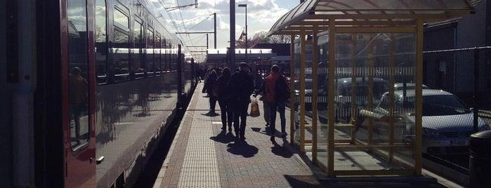 Trein IC-10 Antwerpen - Lier - Herentals - Mol - Hamont / Hasselt is one of Belgium / Trains / IC-10.