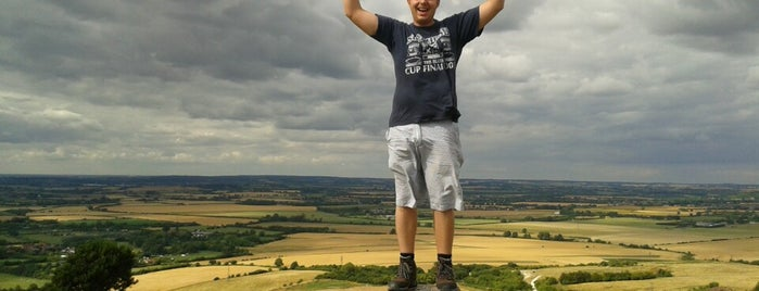 Ivinghoe Beacon is one of Orte, die Carl gefallen.