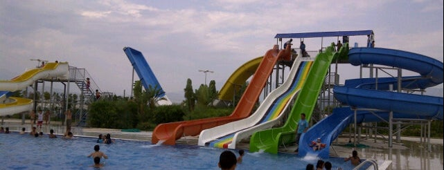 Günay Tesisleri Aquapark is one of Antalya my to do list.