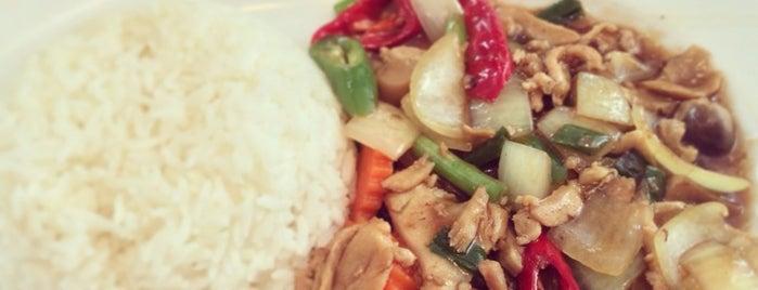 ZENSO - Thai & Japanese Cuisine is one of สถานที่ที่บันทึกไว้ของ Natalya.