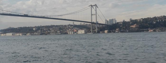 Beylerbeyi Polisevi is one of Lugares favoritos de www.tatiliyet.com.