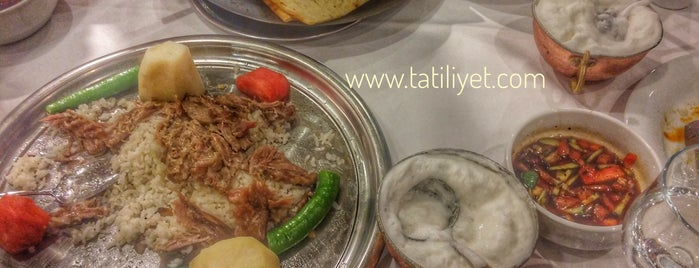 Tavacı Recep Usta is one of Locais curtidos por www.tatiliyet.com.