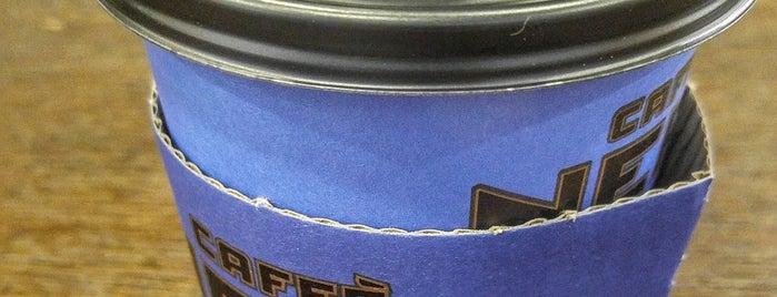Caffè Nero is one of Lieux qui ont plu à www.tatiliyet.com.