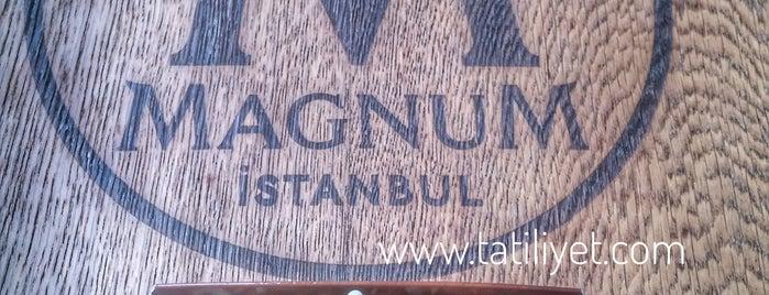 Magnum Store İstanbul is one of Lieux qui ont plu à www.tatiliyet.com.