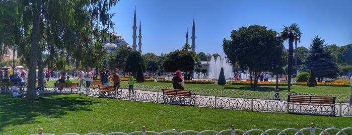 Sultanahmet Meydanı is one of Tempat yang Disukai www.tatiliyet.com.