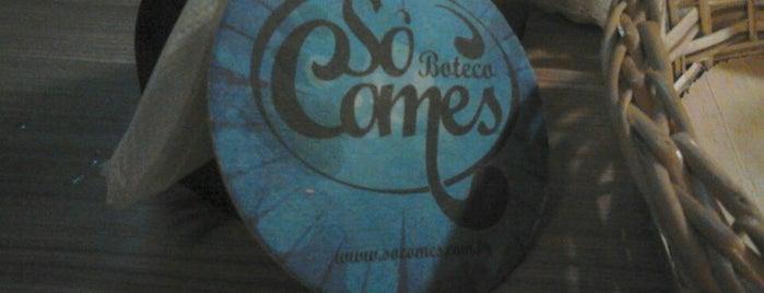 Boteco Só Comes Viamão is one of Ricardo'nun Kaydettiği Mekanlar.