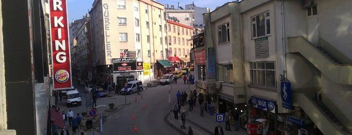 Debboy is one of İstanbul mekan.
