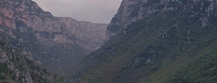 Παρατηρητήριο Βίκου is one of Amazing Epirus.