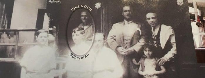 Kebapçı İskender | İskender İskenderoğlu ve Evlatları is one of Lieux qui ont plu à Esra.