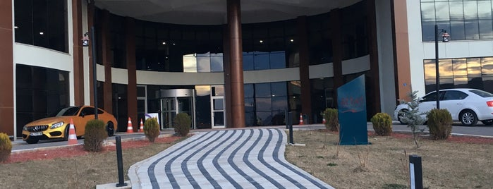 Afbel Termal & Spa Otel is one of Lugares favoritos de Ekrem.