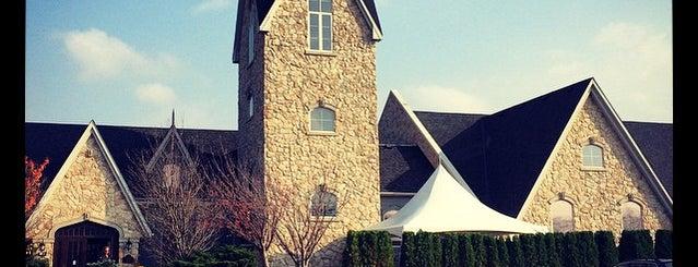 Vineland Estates Winery is one of NYC-Toronto Road Trip.
