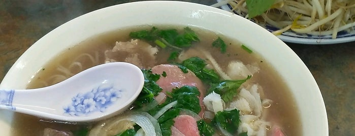 Pho #1 is one of Fresno Faves.