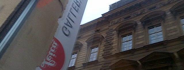 Leica Gallery Prague is one of Praha: 72 hours in Prague.