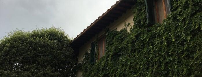 Villa Le Barone Hotel Panzano is one of Favs.