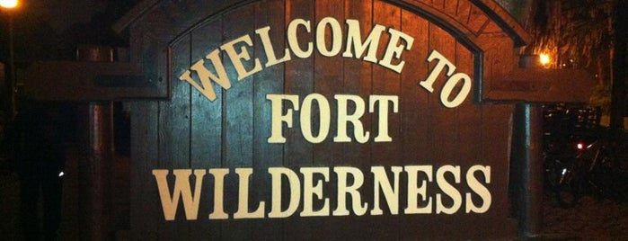Disney's Fort Wilderness Resort & Campground is one of Wecando 님이 좋아한 장소.