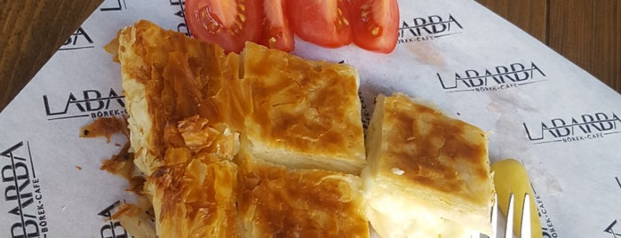 LABARBA Börek&Cafe is one of Isparta.