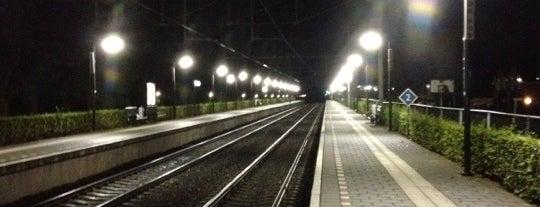 Station Wijhe is one of Friesland & Overijssel.