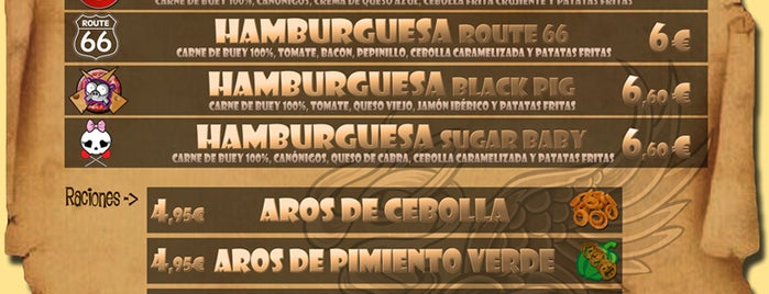 PinUp Beer's Burguer is one of Madrid: Comer y beber..