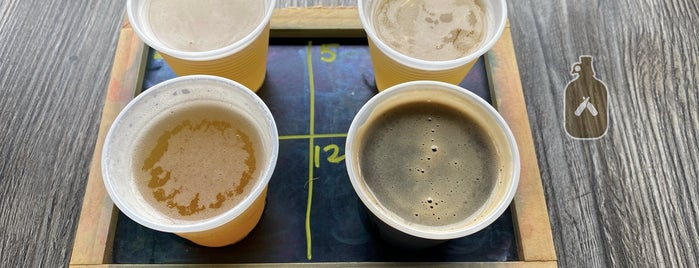 Crystal Coast Brewing Company is one of Breweries or Bust 4.