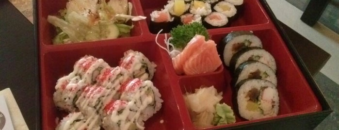 Genji Premium Sushi is one of Cracow.